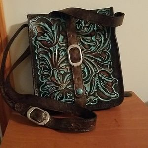 Patricia Nash Venezia Crossbody Bag
